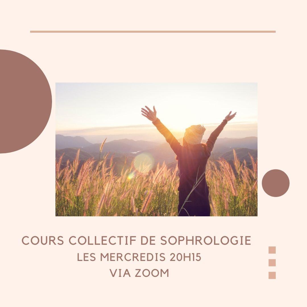 Cours Collectifs De Sophrologie En Ligne