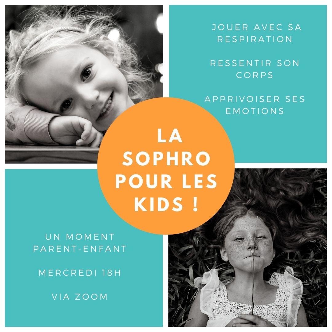 La Sophro Pour Les Kids
